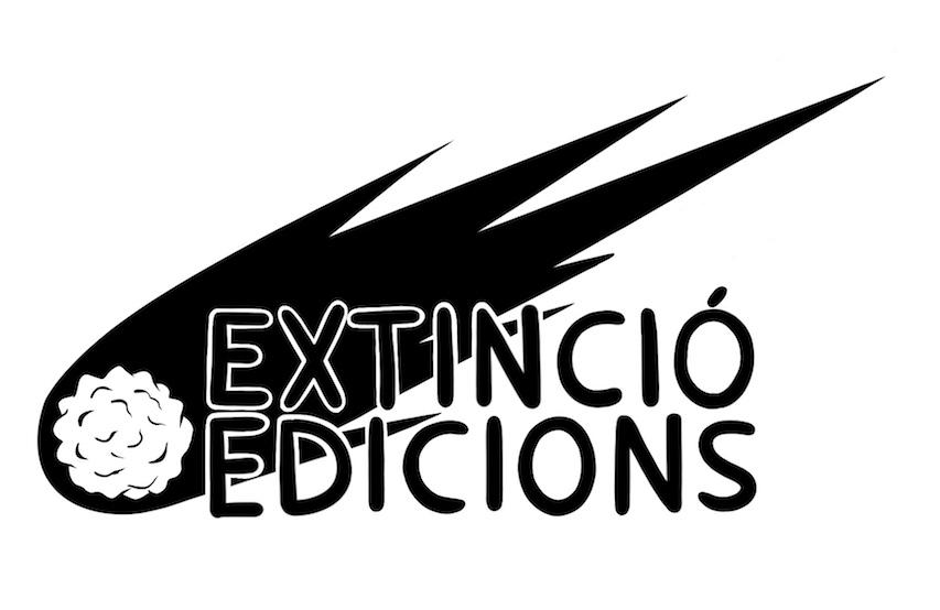 Extinció Edicions Logo